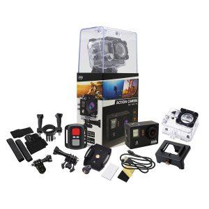 AAAmaze Videocamera Action Cam 4K