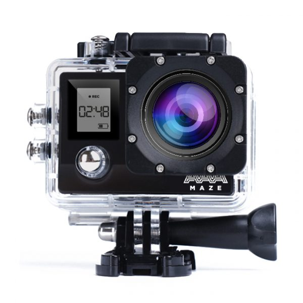AAAmaze Videocamera Action Cam 4K