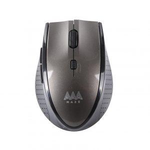 AAAmaze Mouse wireless grigio