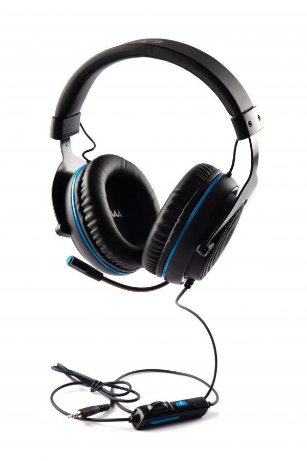 AAAmaze Cuffia Idra Pro Gaming headset PS4/XboxONE /Switch wired con microfono