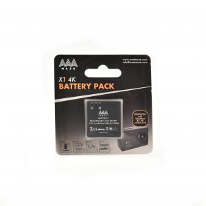 Batteria X1 Action cam AAAmaze