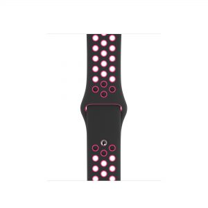 Cinturino AAAmaze Apple Watch in silicone Neon Pink
