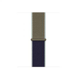 Cinturino AAAmaze Apple Watch in nylon Khaki
