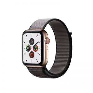 Cinturino AAAmaze Apple Watch in nylon Anchor Grey