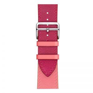 Cinturino AAAmaze Apple Watch in pelle Purple/Pink