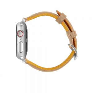 Cinturino AAAmaze Apple Watch in pelle Apricot