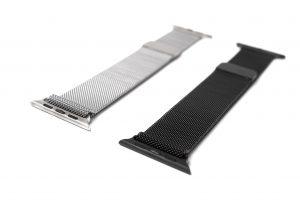 Cinturino AAAmaze per Apple Watch in maglia milanese