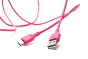 Cavo AAAmaze Type-c to USB 1,5 metri limited edition pink fucsia
