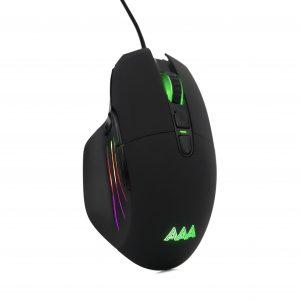 Mouse AAAmaze LOKY 7000DPI RGB Gaming con filo