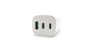 Travel Charger AAAmaze 65 Watt 1 porta USB 2 porte TYPE-C
