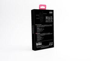 Auricolari AAAmaze a filo con connettore Type-C bi anco