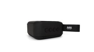 Speaker bluetooth AAAmaze Ruffle colore nero