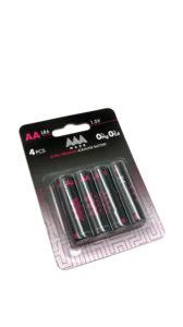Pile AAAmaze AA Ultra Premium 4 pezzi stilo